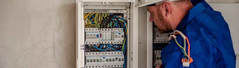 Elektriciteitscabine